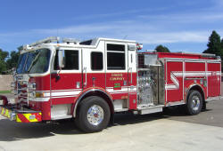 2017 Pierce Rescue Pumper For Sale